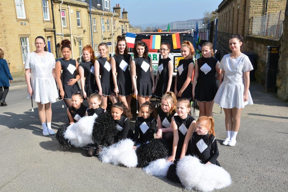 Huddersfield St Patrick's Parade